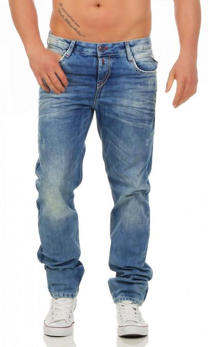 cipo baxx c 1068 regular fit herren jeans hose neu ebay. Black Bedroom Furniture Sets. Home Design Ideas